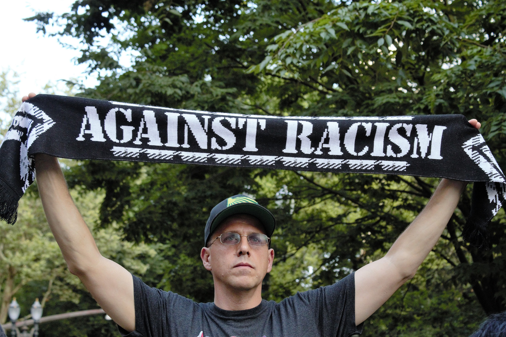 Be Against Racism
