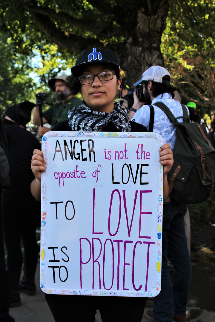 To Love is to Protect