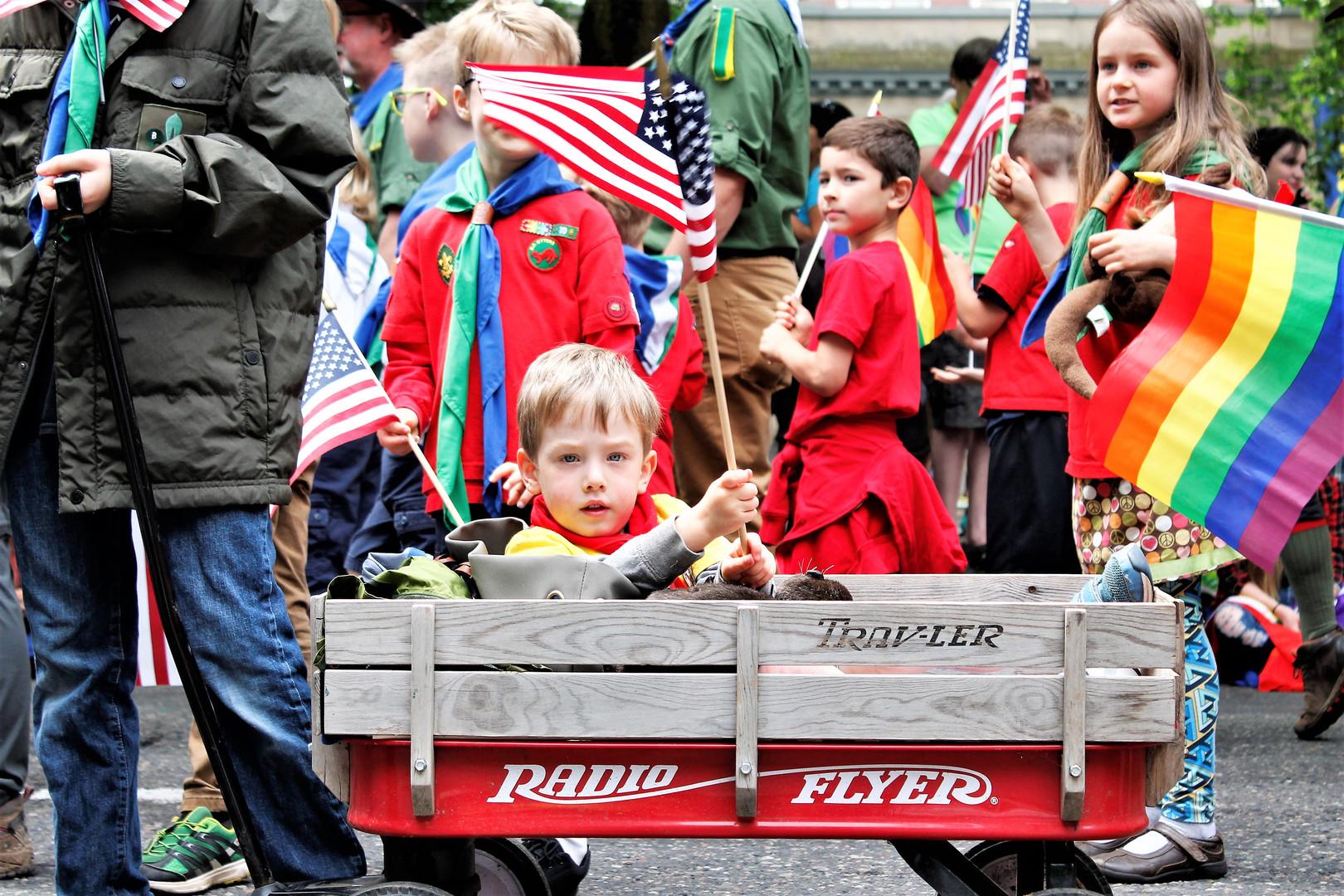 Wagon Child