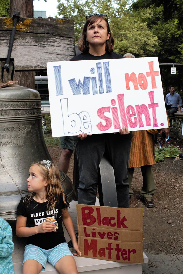 Do Not Be Silent