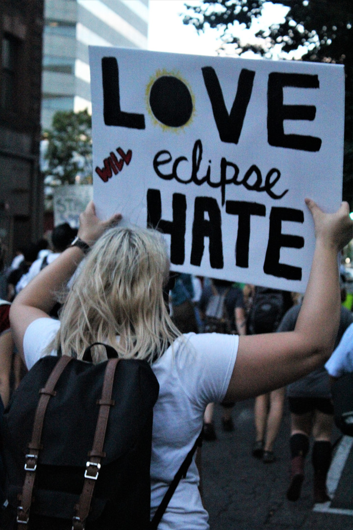 Love Eclipses Hate
