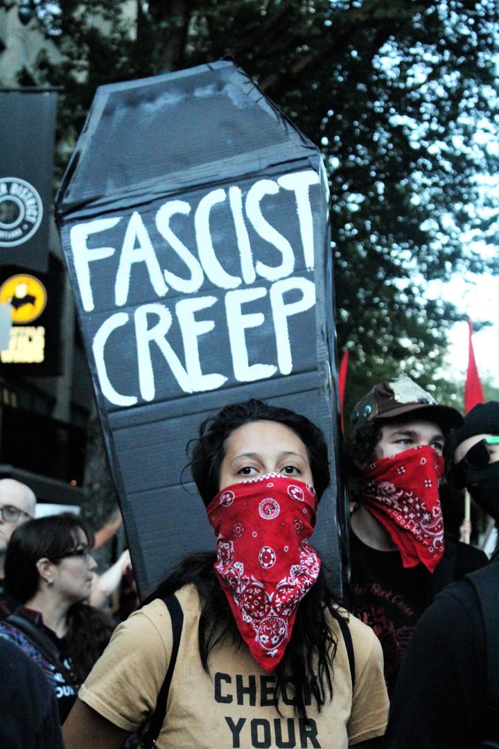 Fascist Creep