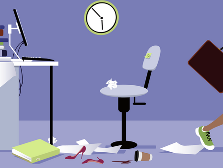 The Virtual Life: Going 'Out Of Office' and Staying There...