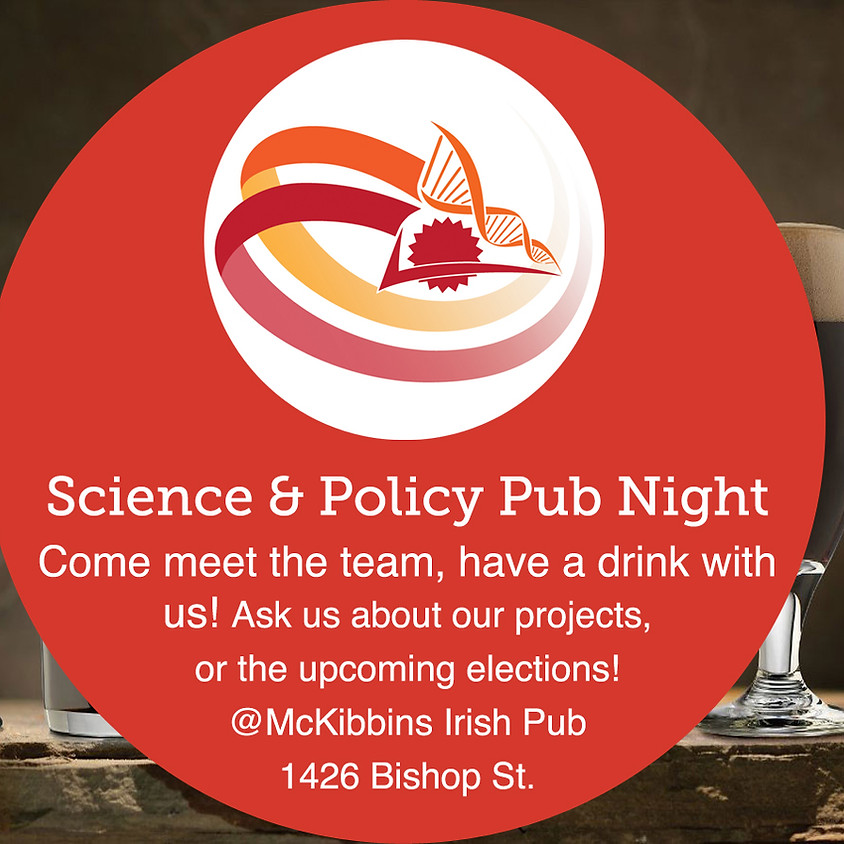 Science & Policy Pub Night