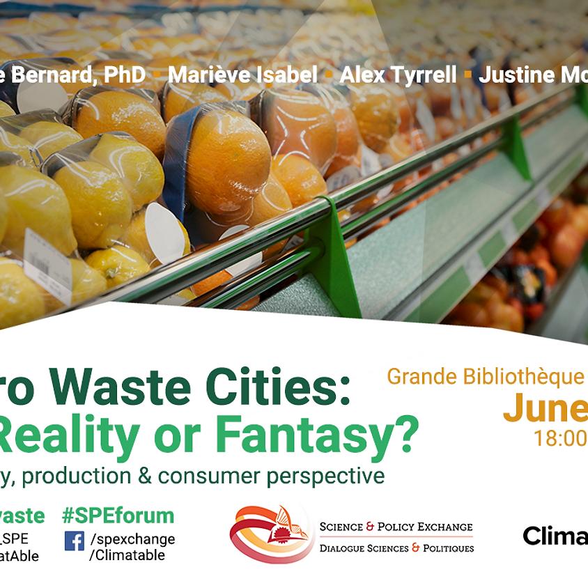 #SPEForum: Zero Waste Cities—Reality or Fantasy?
