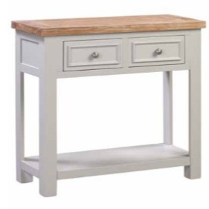 Ancona 2 Drawer Console
