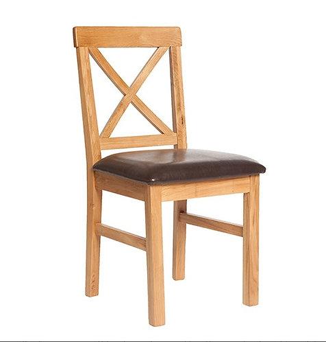 York Padded Dining Seat