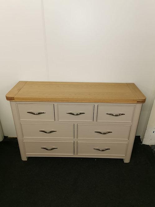 Oxford 3 + 4 Drawer chest