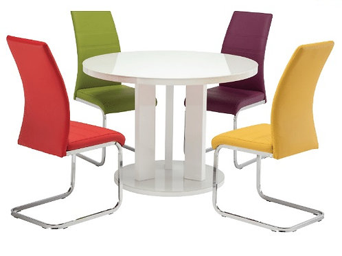 Ellie Round Dining Table