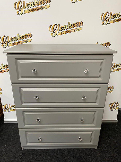 Havana 4 Drawer Chests (Size Options)
