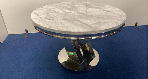 Sylvia Round Dining Table 1.2m