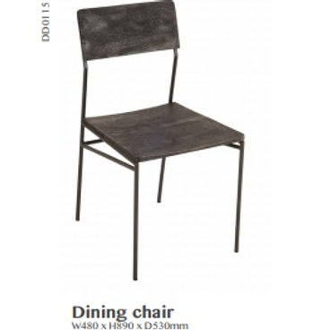 Vector Wood Dining Chair