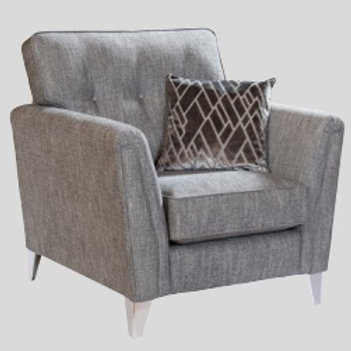 Evie Chair by Alstons Upholstery