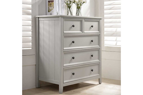 Mila 3+ 2 Tall Chest of Drawers