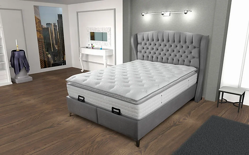 Venus Ottoman Bed