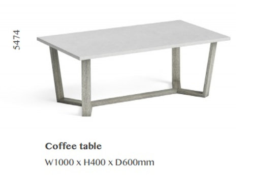 Docklands Coffee Table