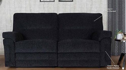 Plaza 3 Seater Sofa by Buoyant