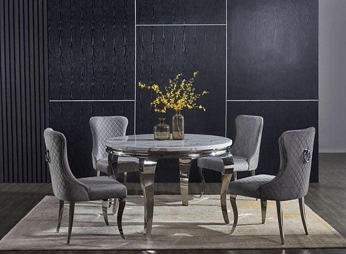 Florence 1.2m Round Dining Table