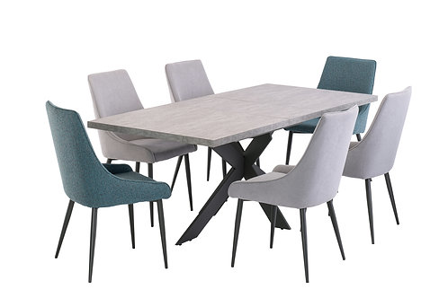 Rimini Extending Dining Table