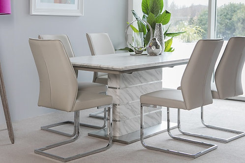 Allure 1.6-2.2m Extendable Dining Table