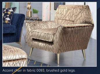 Artemis Accent Chair (Juno) by Alstons