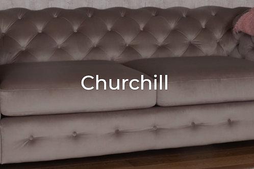 Churchill 3 Seater Sofa by Buoyant