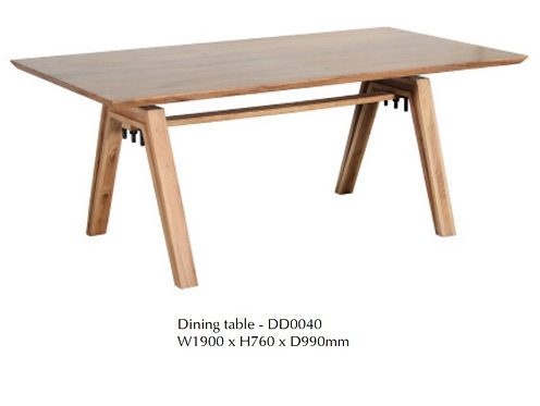 Laval Dining Table