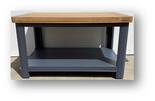 Oxford Blue Standard Coffee Table