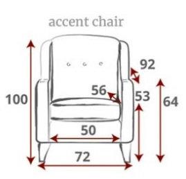 Blenheim Accent Chair