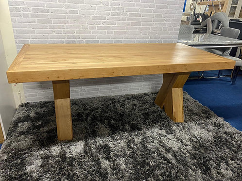 Enzo 6ft 3 Dining Table