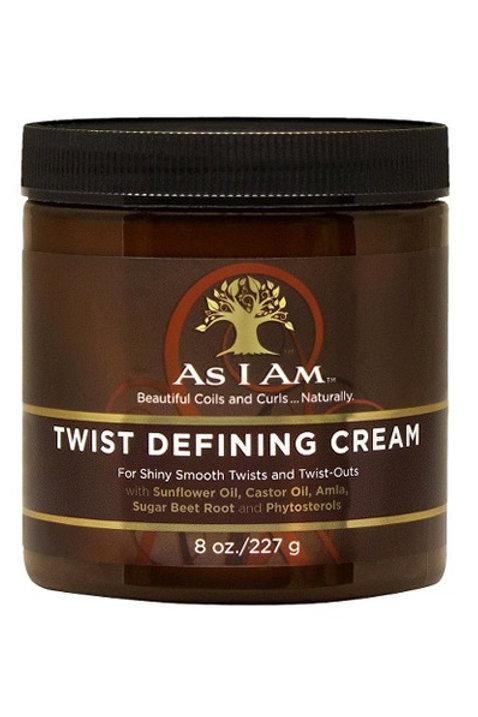 AS I AM Twist Defining Cream (8oz)