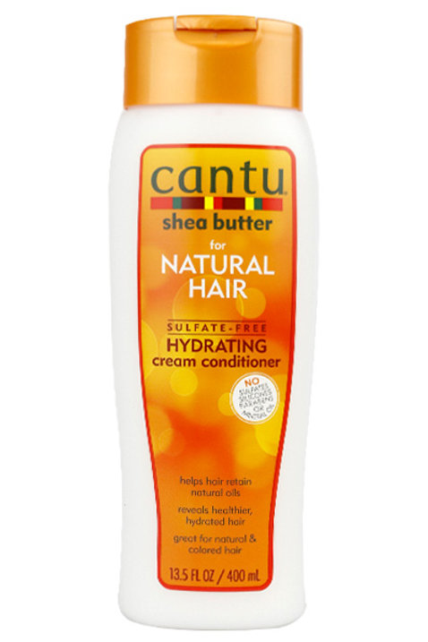 Cantu Natural Hair Sulfate Free Hydrating Cream Conditioner (13.5oz)