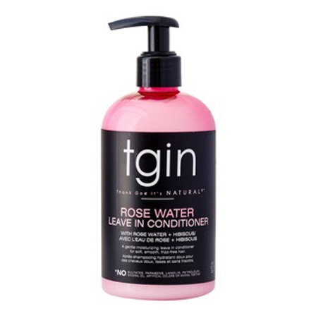 Rose Water Smoothing Leave-in Conditioner