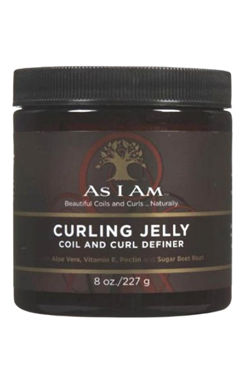 AS I AM Curling Jelly (8oz)