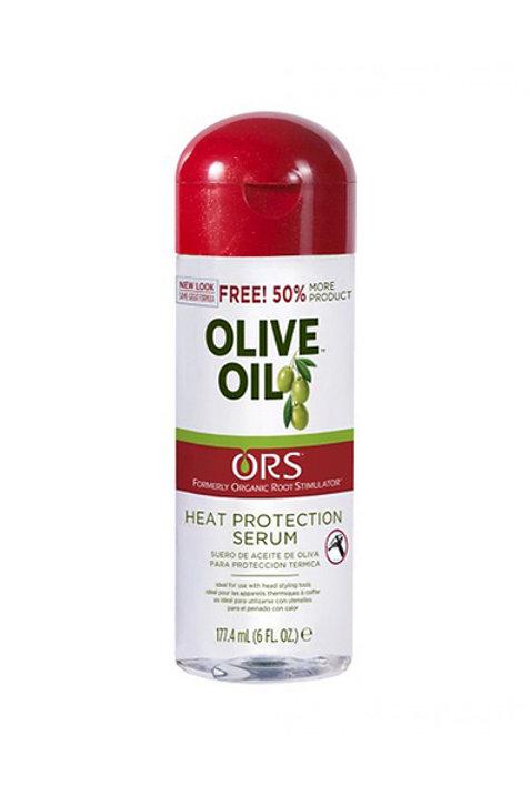 OLIVE OIL HEAT PROTECTION SERUM (6oz)