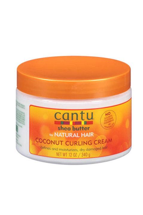 Cantu Natural Hair Coconut Curling Cream (12oz)