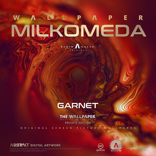 Milkomeda Garnet - The Wallpaper (Private)
