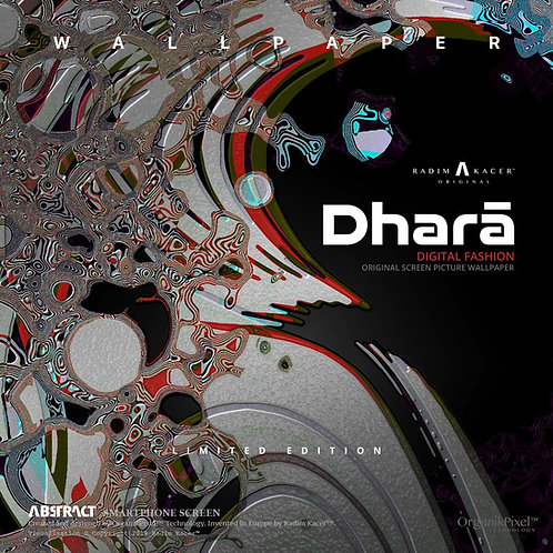 Dhara - The Wallpaper (Limited edition 15 copies)