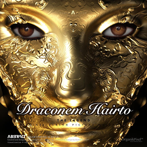 Draconem Hairto Gold ID - The Wallpaper
