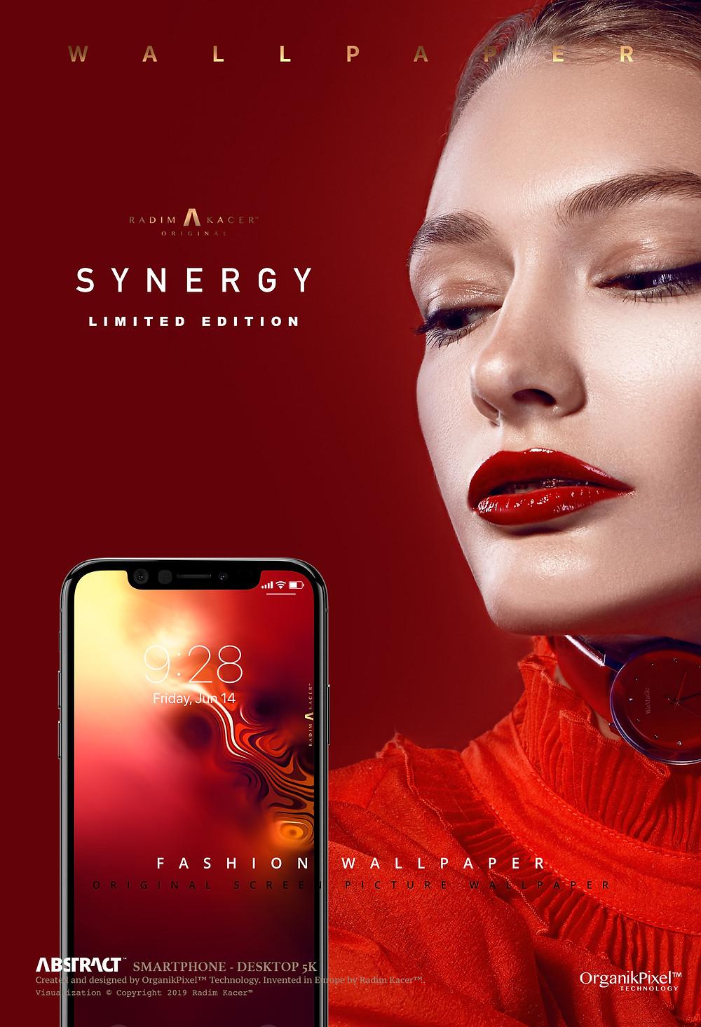 Synergy wallpaper