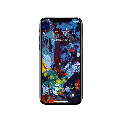 Kacer Abstract 10 Wallpaper iPhone X