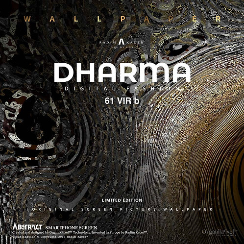 Dharma 61 VIR b - The Wallpaper (Limited edition)
