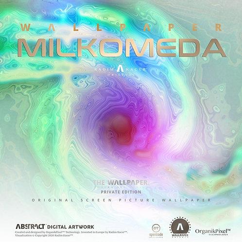 Milkomeda Arctic - The Wallpaper (Private)