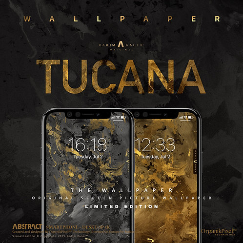 Tucana - Wallpaper for Phone (Limited edition 3)