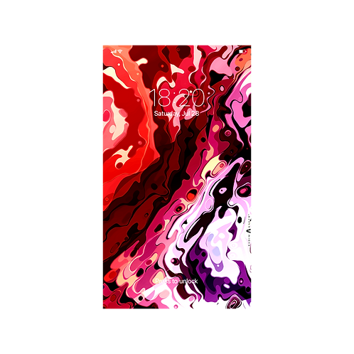 Ignis - Wallpaper for Smartphone