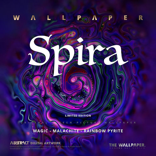 Spira - The Wallpaper (Limited edition 100)