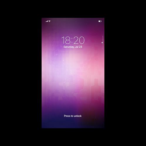 Labyrint Dark - Wallpaper for Smartphone
