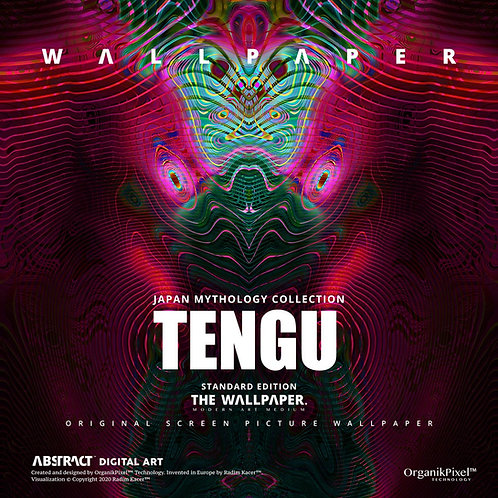 Tengu - The Wallpaper (Standard edition)