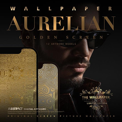 Aurelian - The Wallpaper (Limited edition 10)