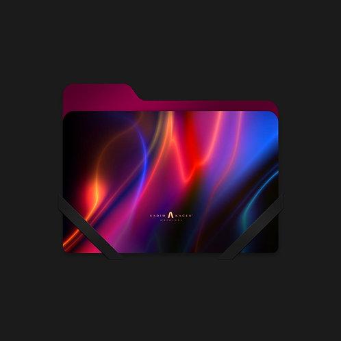Topaz Aurora - Folder Icon